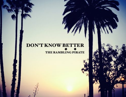DON'T KNOW BETTER: A POEM